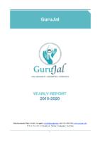 Annual Report (2019 – 20)